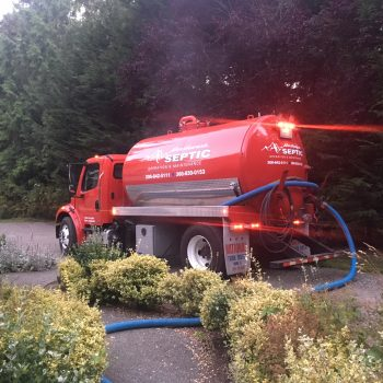 NW Septic Pump Truck